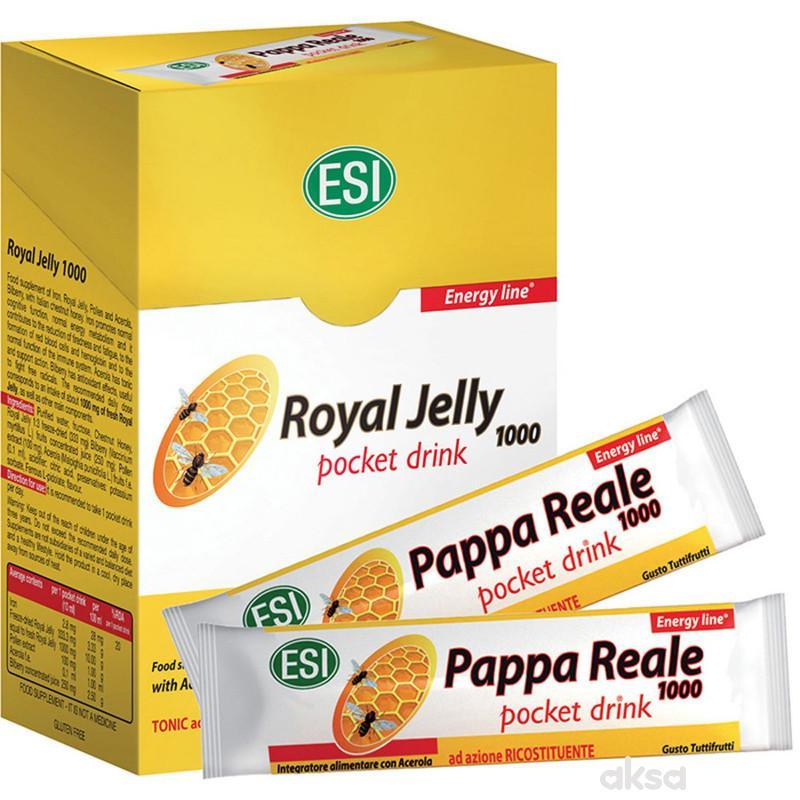 ESI Royal jelly pocket drink 16 kesica