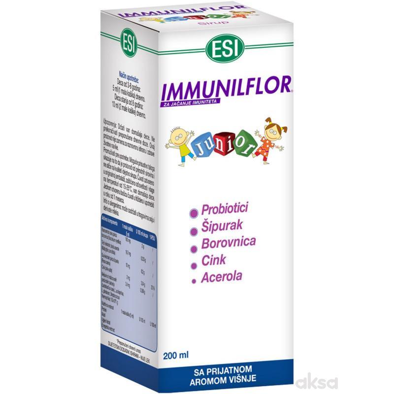 ESI Immunilflor junior eliksir 200 ml