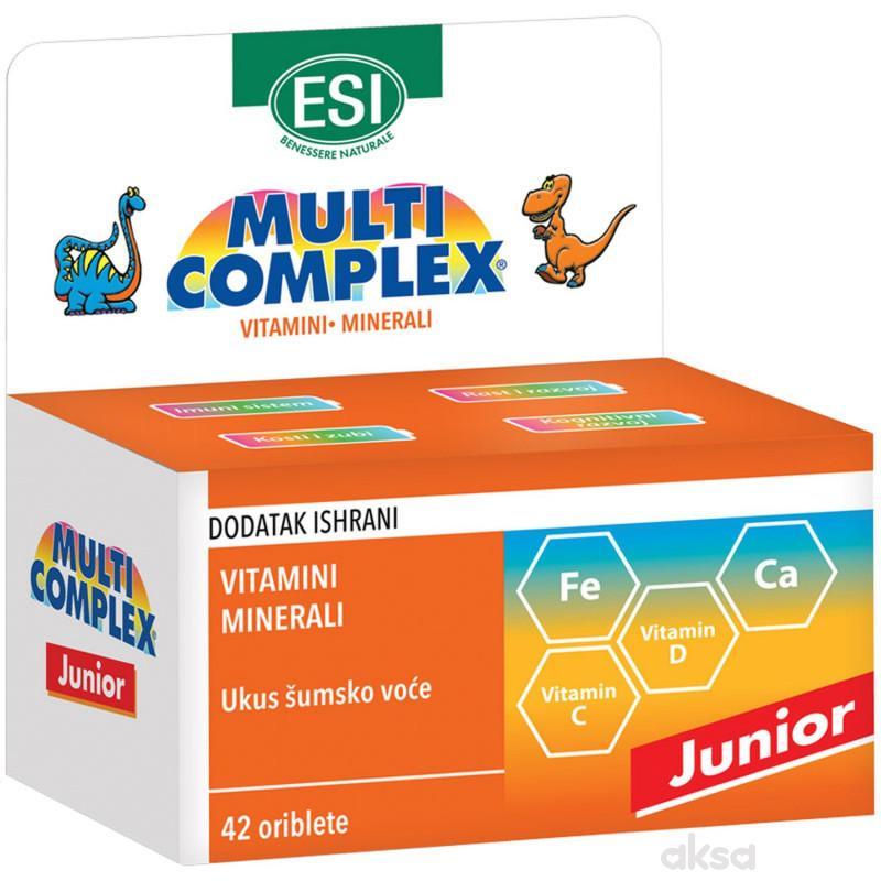 ESI Multicomplex junior 42 oriblete