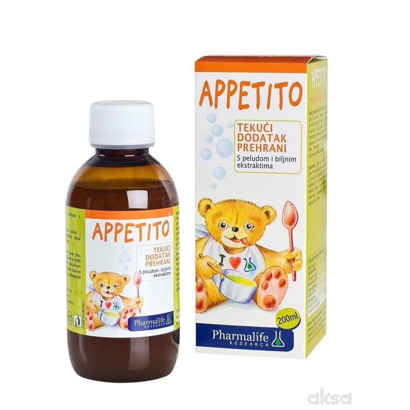 Pharmalife Apetito eliksir 200ml