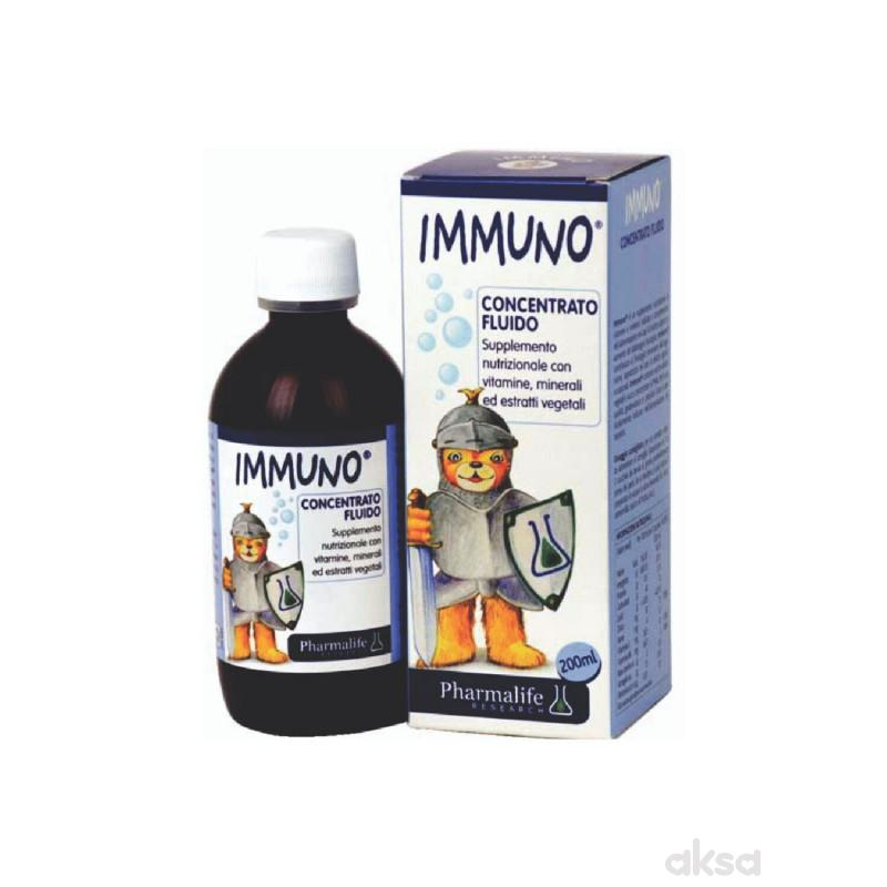 Pharmalife Immuno eliksir 200ml