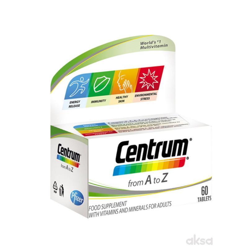 Centrum A-Z tablete a60