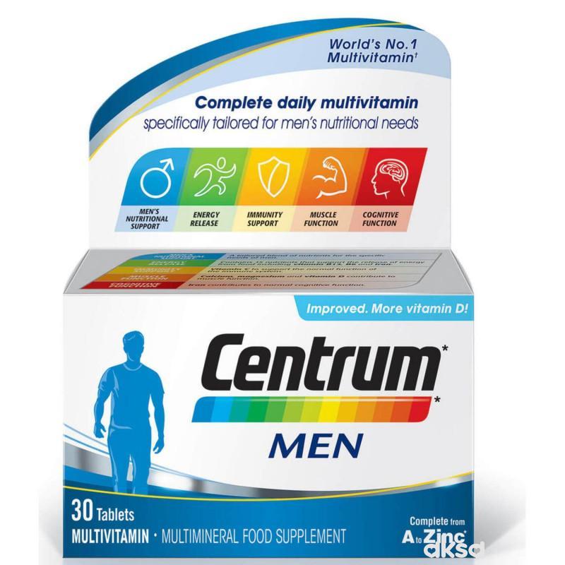 Centrum Men tablete a30
