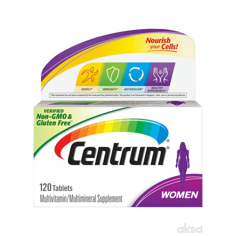 Centrum Women tablete a30