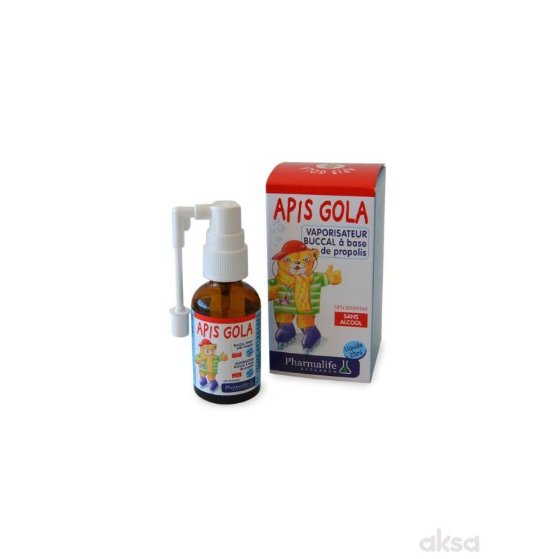 Pharmalife Apis gola oralni sprej 20ml