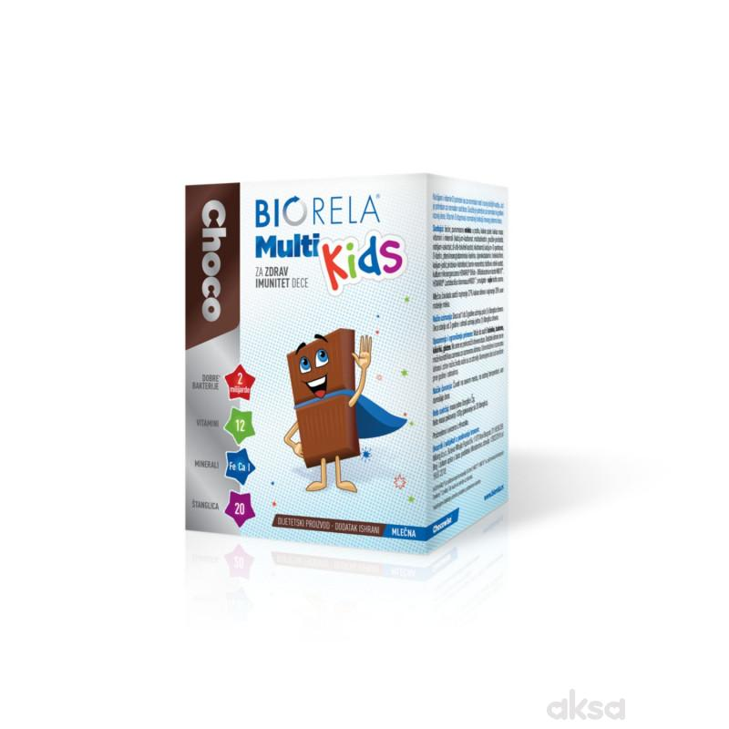 Biorela Multi kids štanglice a20
