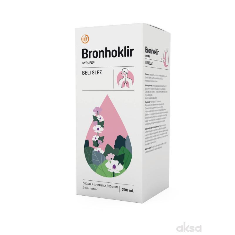 Bronhoklir Beli slez oralalni rastvor 200ml
