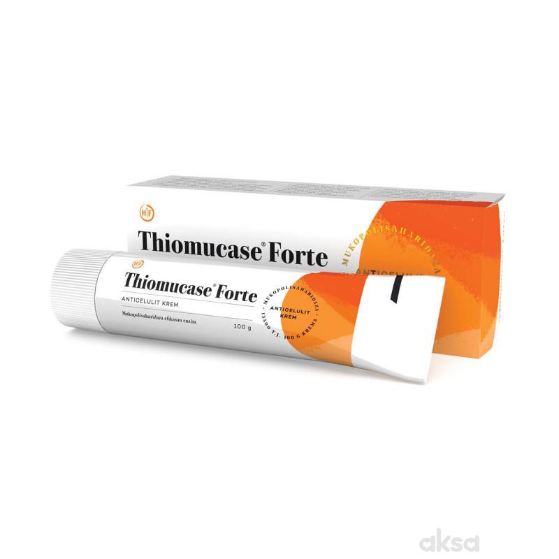 Thiomucase Forte anticelulit krem 100g