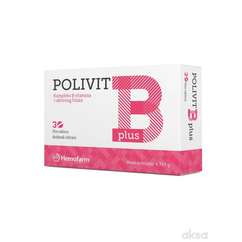 Polivit B Plus 30/1 film-tabl.