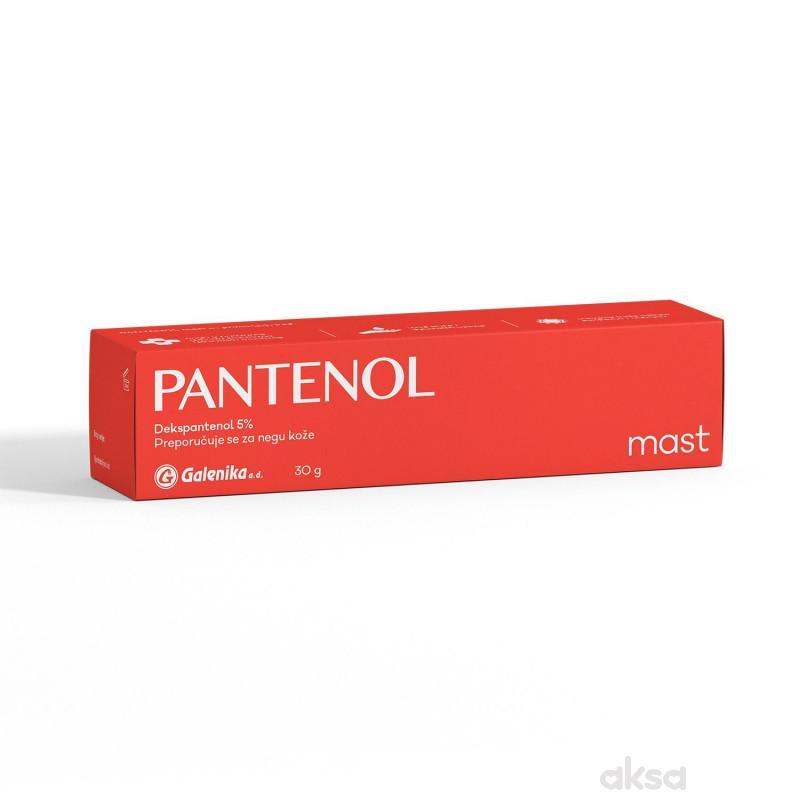 Panthenol mast 30g