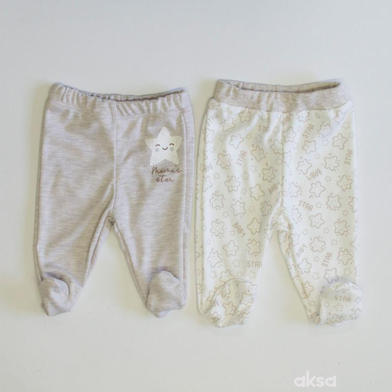 Pom Pom pantalone sa stopicama,2/1,unisex