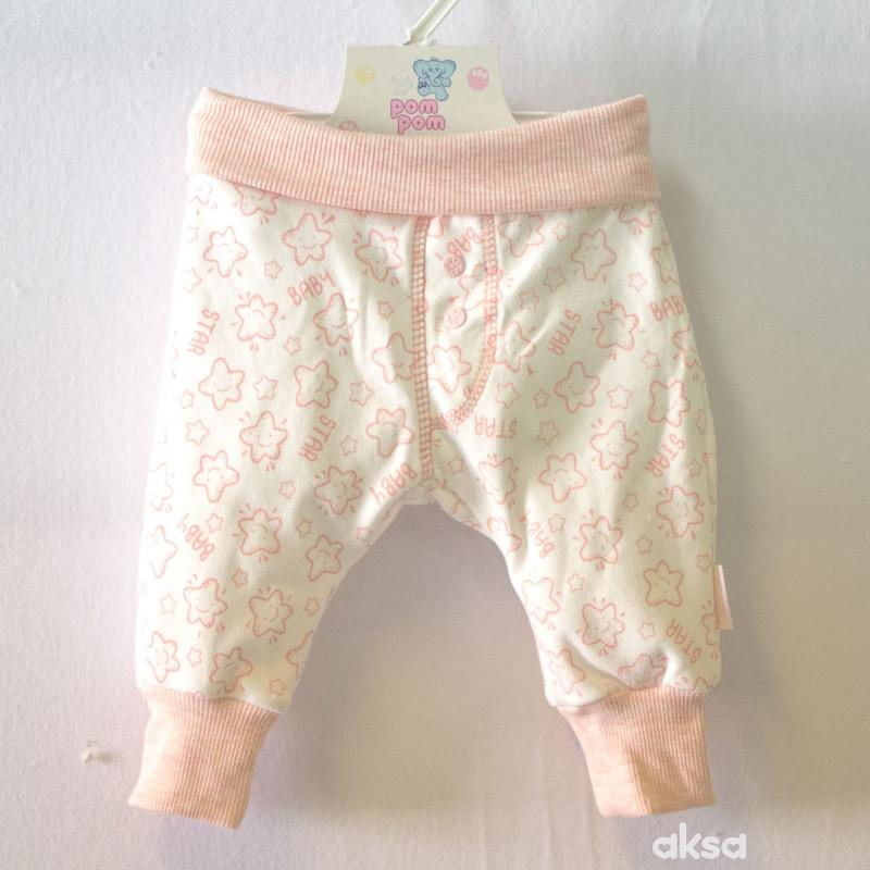 Pom Pom pantalone bez stopica,devojčice