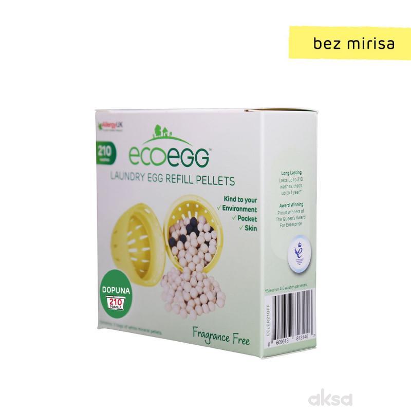 Ecoegg dopuna za pranje veša bez mirisa,210 pranja
