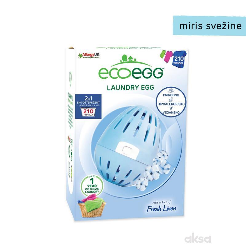 Ecoegg deterdžent za veš miris svežine, 210 pranja