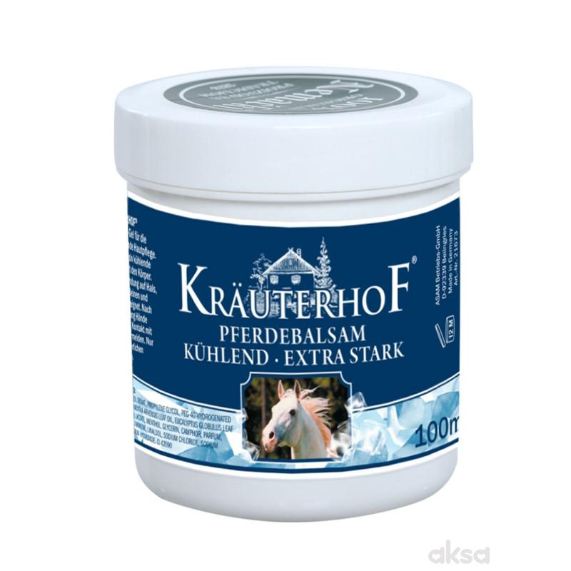 Krauterhof konjski balzam ekstra hladan 100ml