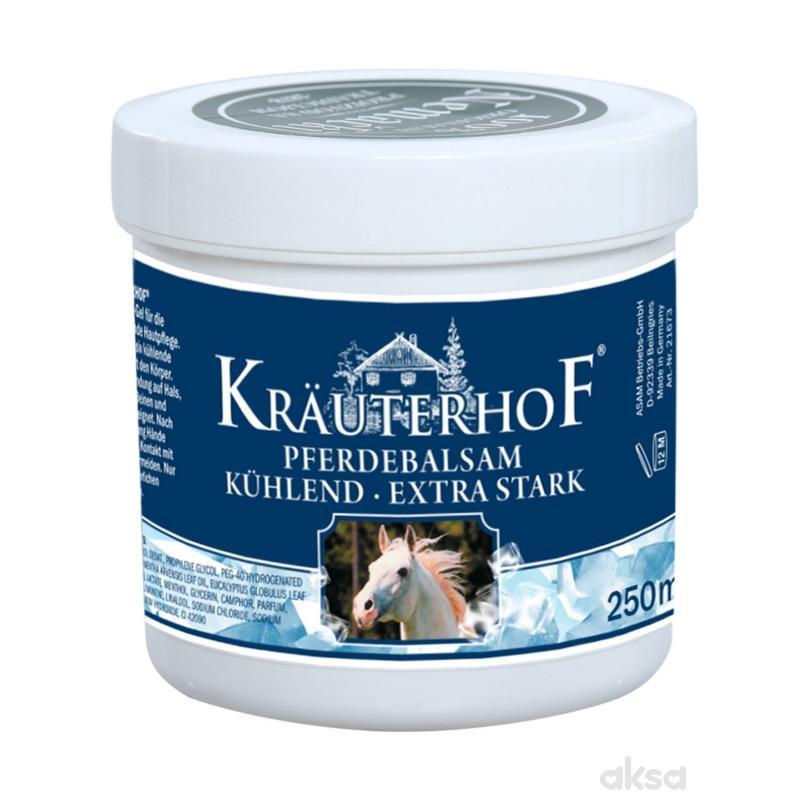 Krauterhof konjski balzam ekstra hladan 250ml