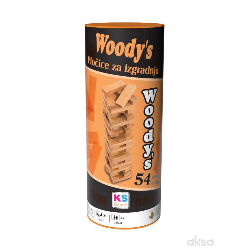 Društvena igra Woody s