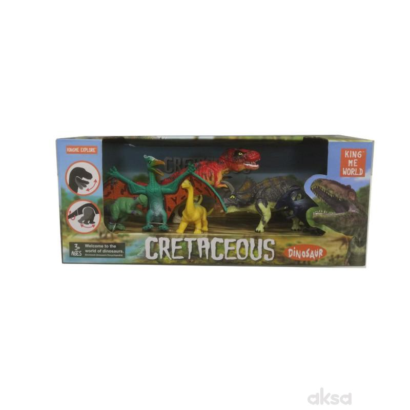 HK Mini igračka svet dinosaursa
