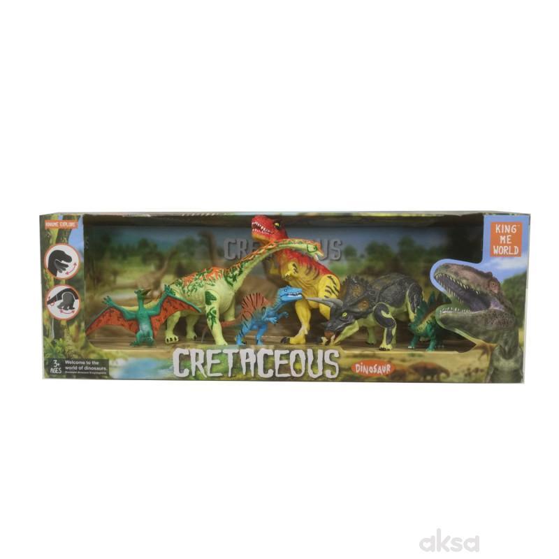 HK Mini igračka dinosaurs set veći