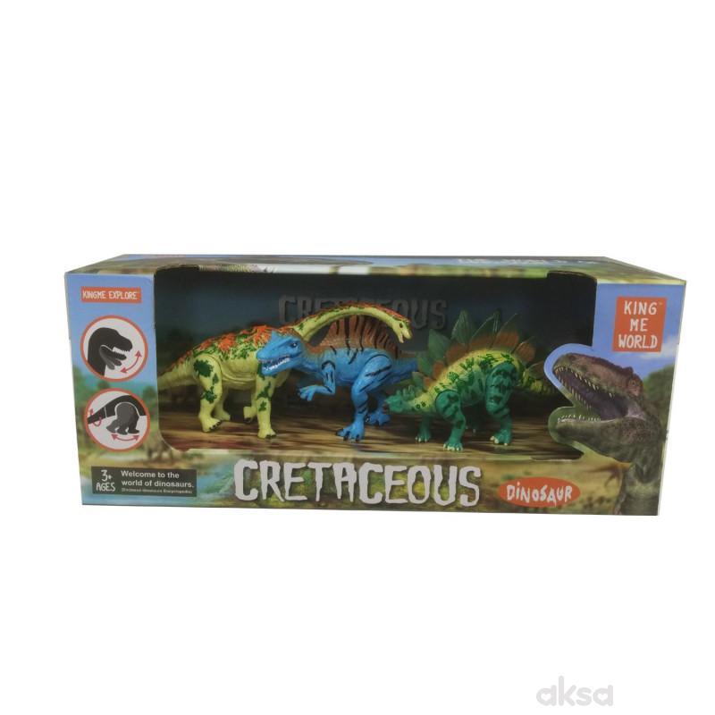 HK Mini igračka dinosaurs set manji