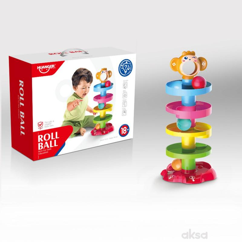 HK Mini igračka sa lopticama