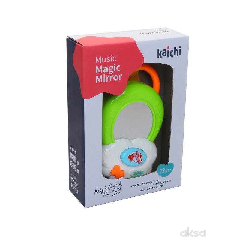 HK Mini igračka muzičko magično ogledalo