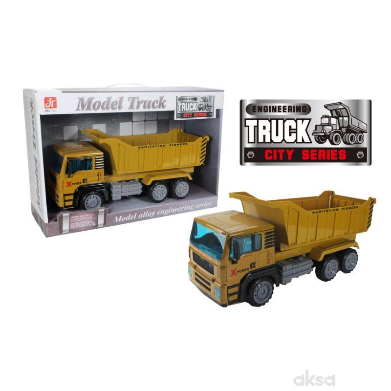 Qunsheng igračka kamion sa prikolicom