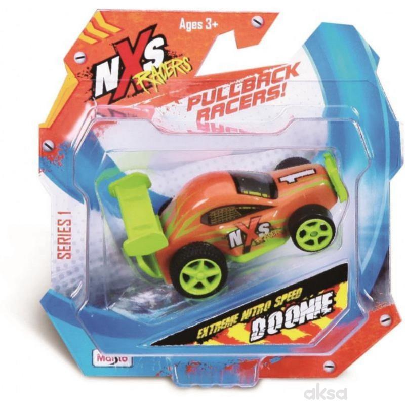 Maisto igračka NXS trkački automobil