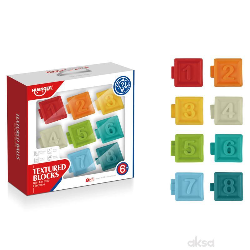 HK Mini igračka kocke za slaganje