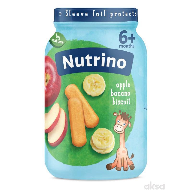 Nutrino kašica jabuka i banana sa keksom 190g