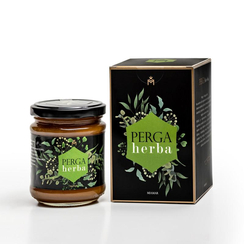 Perga Herba, mešavina perge i livadskog meda 250g