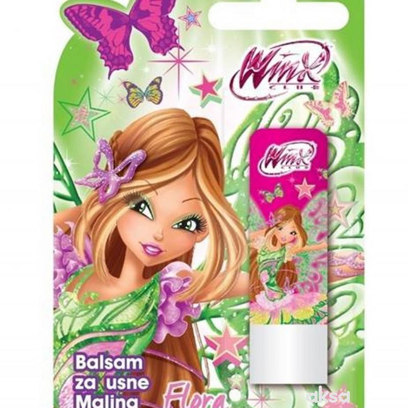 Winx Flora balsam za usne Malina 5gr