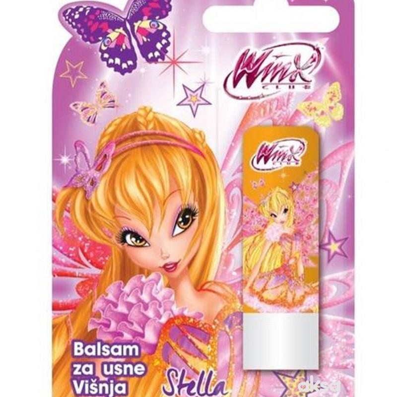 Winx Stella balsam za usne Visnja 5gr
