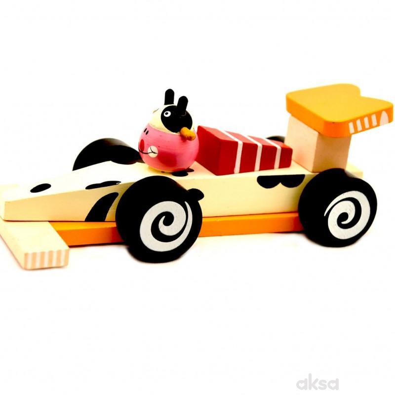 Cigioki Drvena igracka formula 22x9.5cm