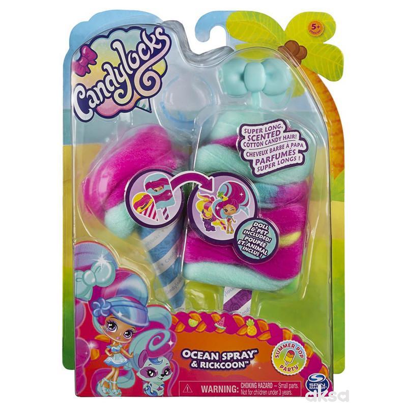 Candylocks – lutka i ljubimac