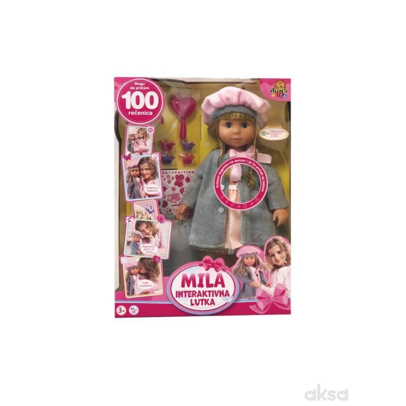 Interaktivna lutka Mila
