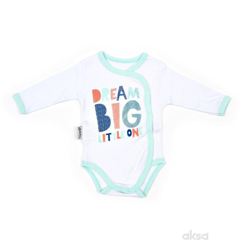 Lillo&Pippo bodi benka dr, dečaci