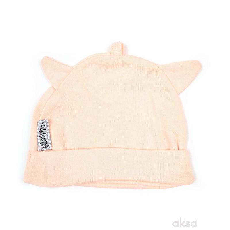 Lillo&Pippo bebi kapa, devojčice