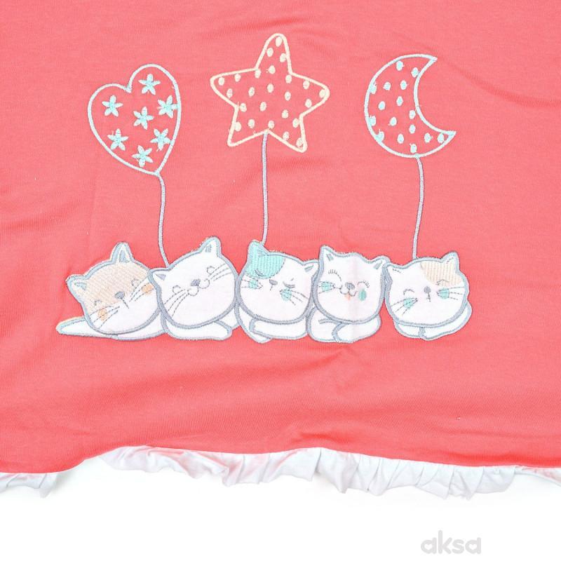 Lillo&Pippo prekrivač, devojčice