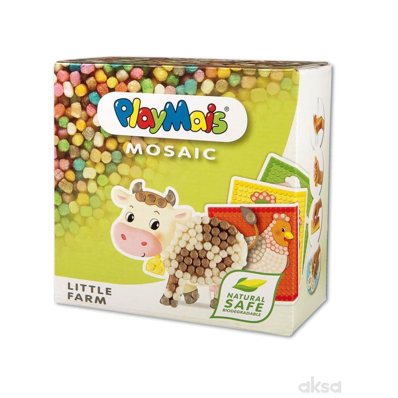 Coolplay PlayMais LITTLE MOSAIC Farma