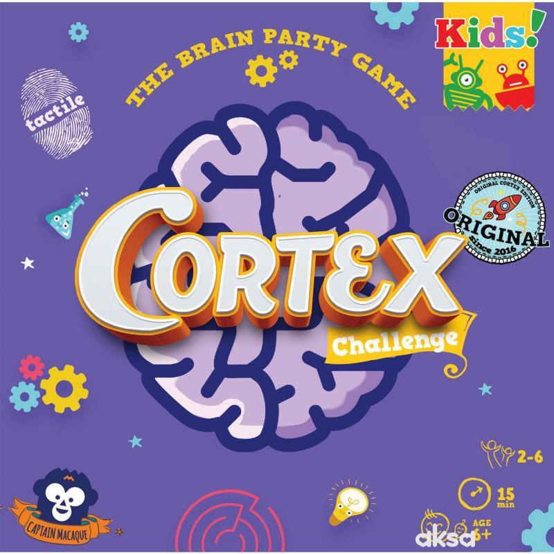 Coolplay drustvena igra  Cortex Kids - Ljubičasti