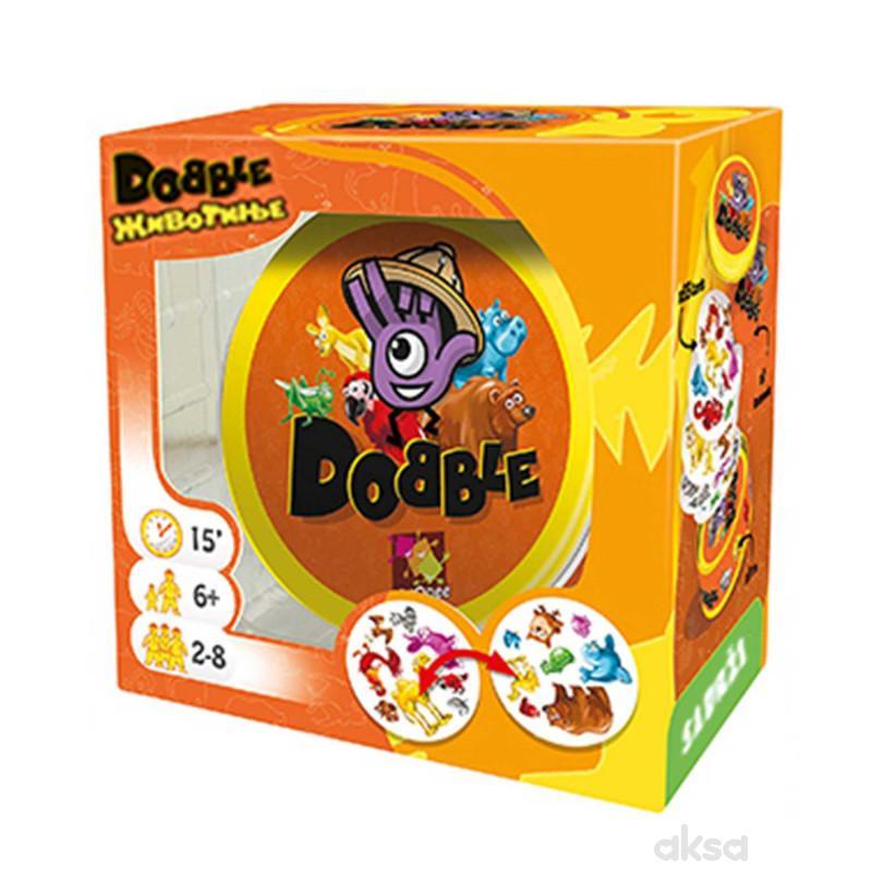 Coolplay drustvena igra Dobble životinje