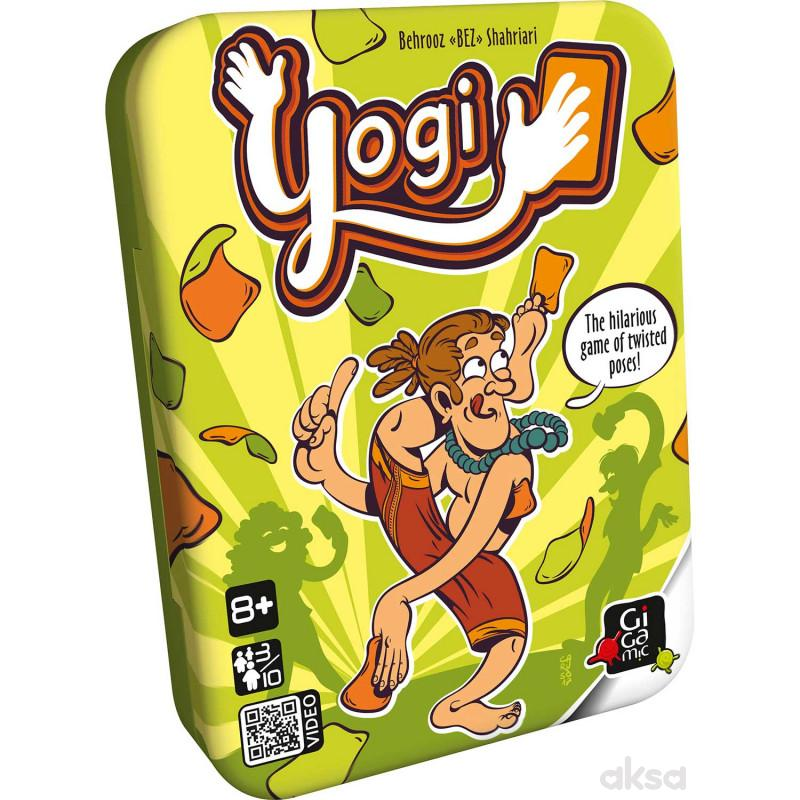 Coolplay drustvena igra YOGI