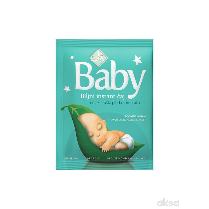 Mintmedic baby instant biljni čaj 5g