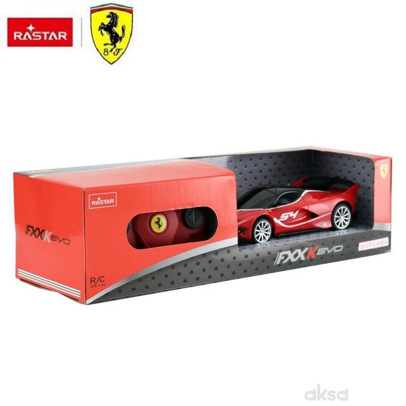 Rastar automobil Ferrari FXX 1:24
