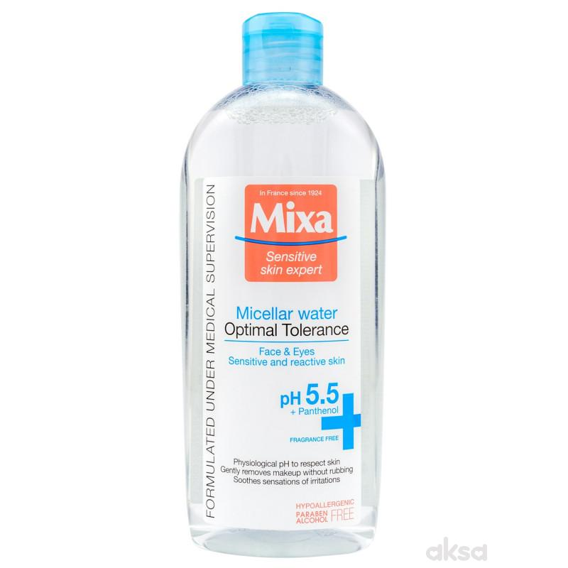 Mixa micelarna voda optimal tolerancija 400ml