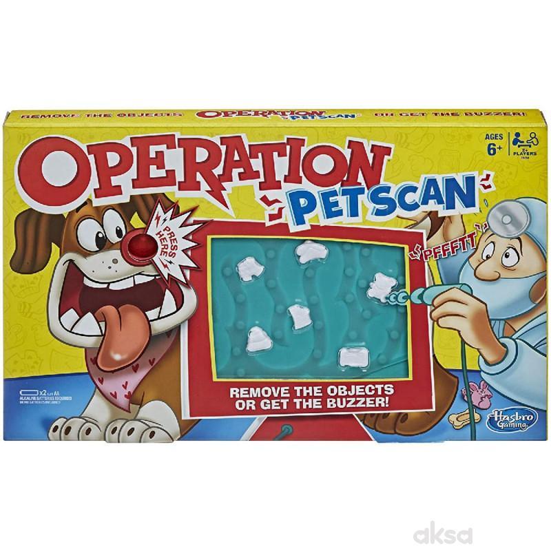 Operacija Pet Scan društvena igra