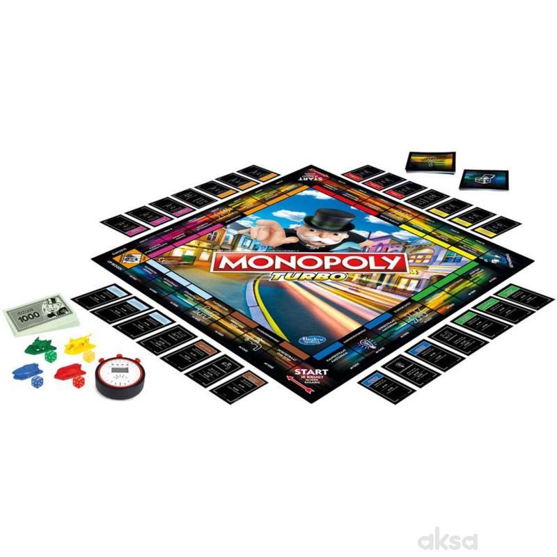 Monopoly Speed društvena igra