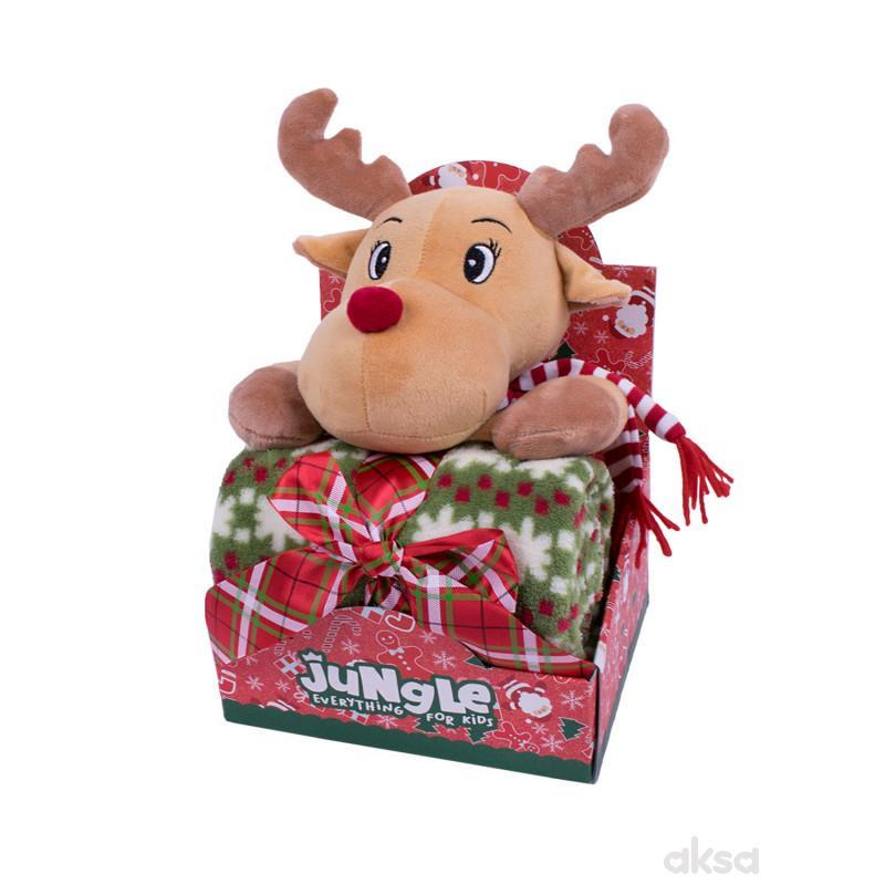 Jungle ćebe sa igračkom,NG