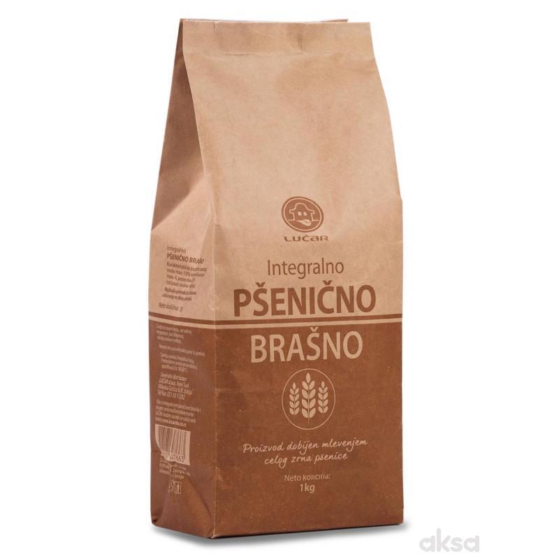 Lučar brašno pšenično integralno 1kg